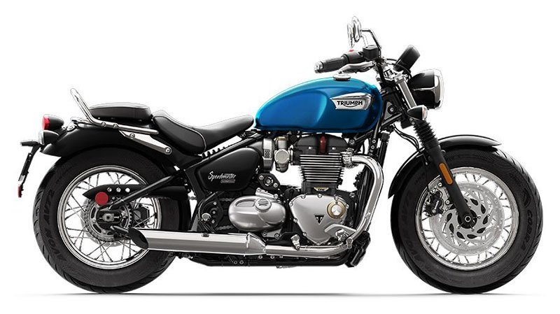 2020 Triumph Bonneville Speedmaster in Norfolk, Virginia - Photo 1