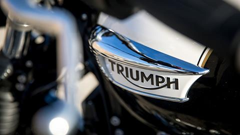 2020 Triumph Bonneville Speedmaster in Simi Valley, California - Photo 3