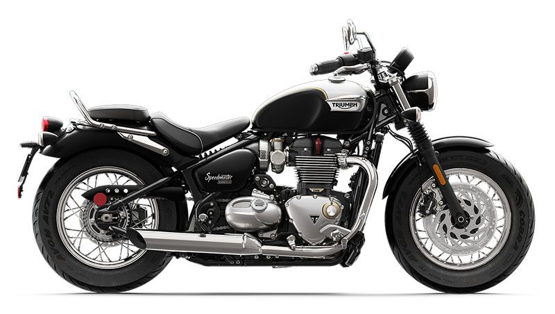 2020 Triumph Bonneville Speedmaster in Iowa City, Iowa - Photo 5
