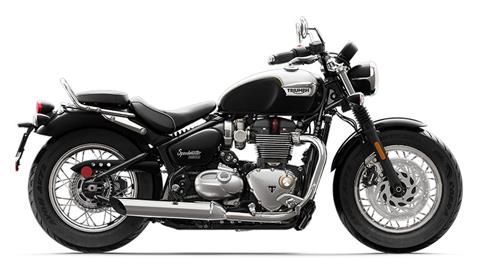 2020 Triumph Bonneville Speedmaster in Cleveland, Ohio - Photo 1
