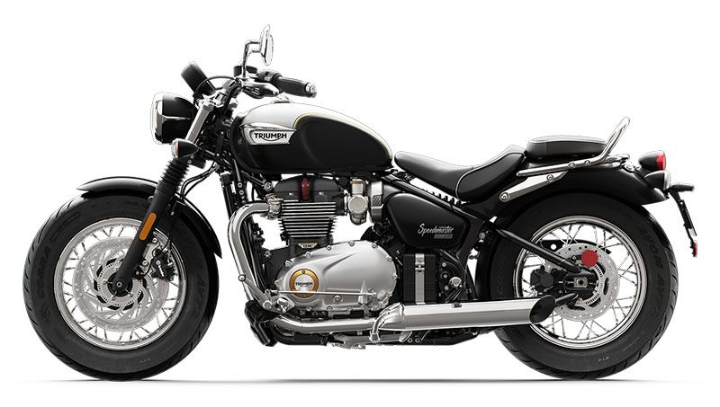 2020 Triumph Bonneville Speedmaster in Cleveland, Ohio - Photo 2