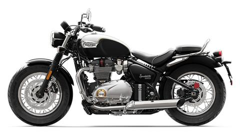 2020 Triumph Bonneville Speedmaster in Greensboro, North Carolina - Photo 2