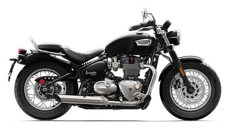 2020 Triumph Bonneville Speedmaster in Saint Louis, Missouri - Photo 1