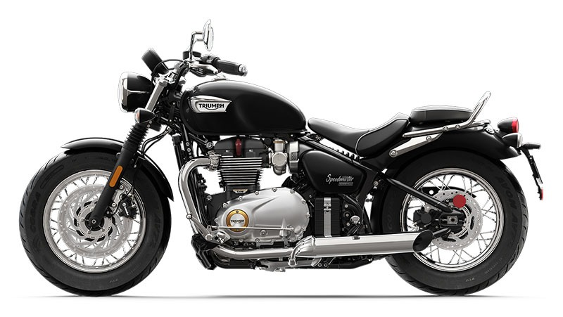 2020 Triumph Bonneville Speedmaster in Iowa City, Iowa - Photo 9