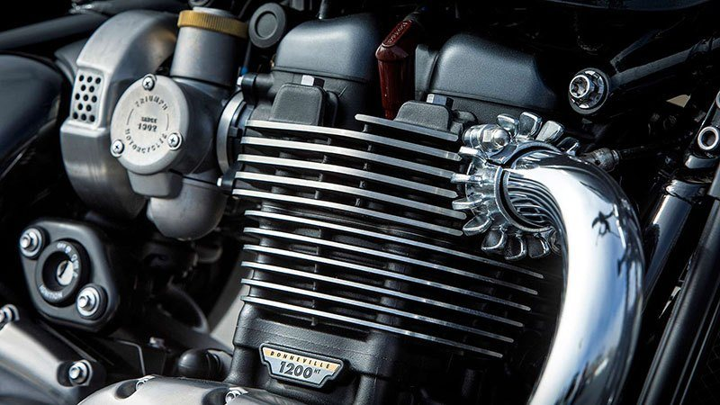 2020 Triumph Bonneville Speedmaster in Greensboro, North Carolina - Photo 4
