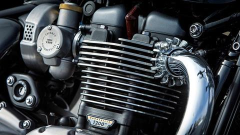 2020 Triumph Bonneville Speedmaster in Iowa City, Iowa - Photo 11