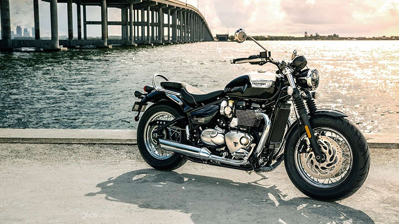2020 Triumph Bonneville Speedmaster in Saint Louis, Missouri - Photo 8