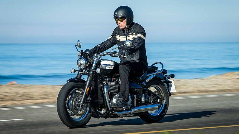 2020 Triumph Bonneville Speedmaster in Greensboro, North Carolina