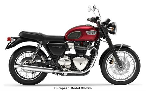 2020 Triumph Bonneville T100 in Cleveland, Ohio