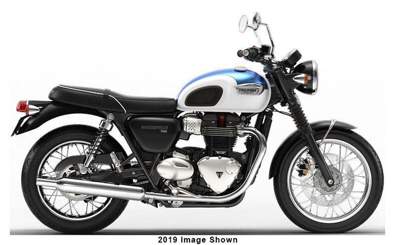 2020 Triumph Bonneville T100 in Mahwah, New Jersey - Photo 1