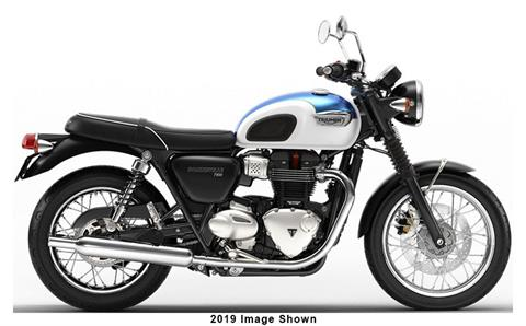 2020 Triumph Bonneville T100 in Belle Plaine, Minnesota - Photo 1