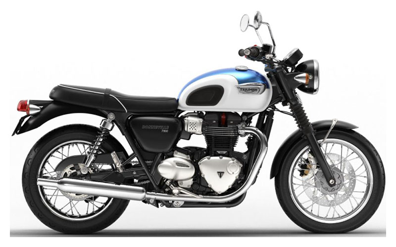 2020 Triumph Bonneville T100 in Bakersfield, California - Photo 1