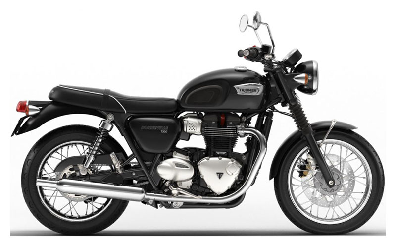 2020 Triumph Bonneville T100 in Pensacola, Florida - Photo 1