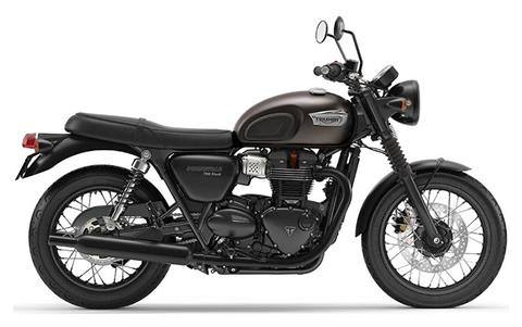 2020 Triumph Bonneville T100 Black in Elk Grove, California - Photo 1