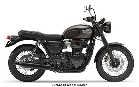 2020 Triumph Bonneville T100 Black in Colorado Springs, Colorado - Photo 1