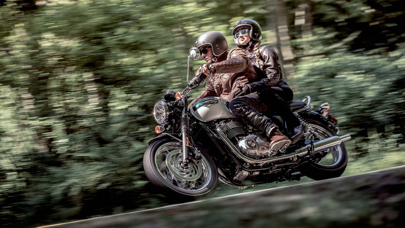 2020 Triumph Bonneville T120 in Greensboro, North Carolina - Photo 3