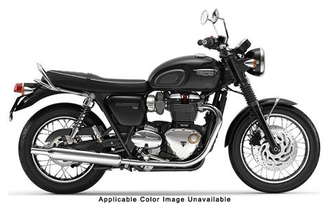 2020 Triumph Bonneville T120 in Dubuque, Iowa - Photo 1