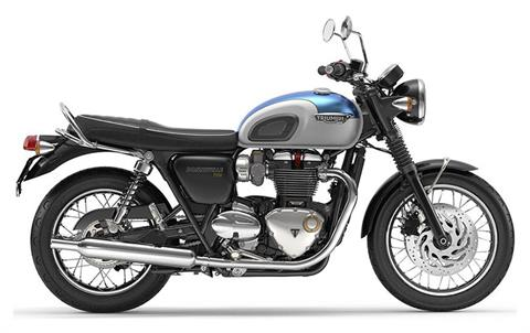 2020 Triumph Bonneville T120 in New Haven, Connecticut