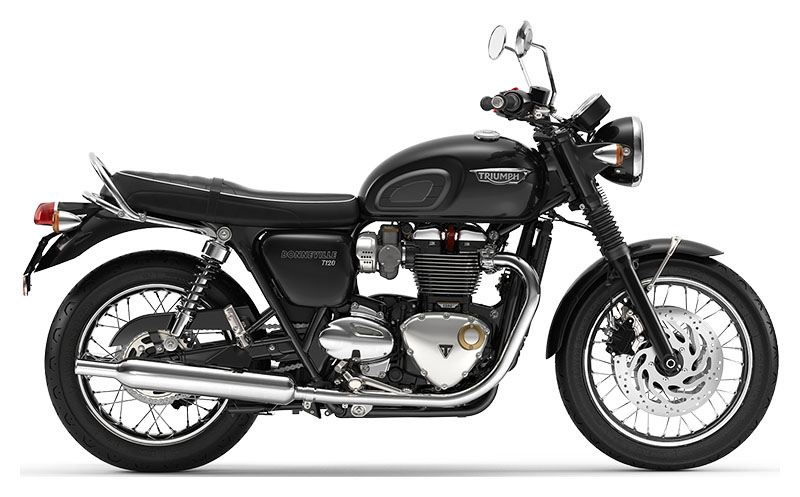 2020 Triumph Bonneville T120 in Belle Plaine, Minnesota - Photo 1