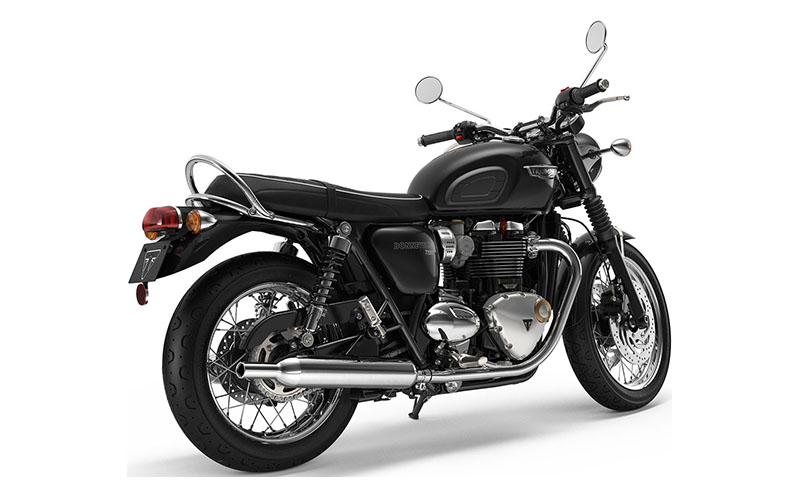 2020 Triumph Bonneville T120 in San Jose, California - Photo 3