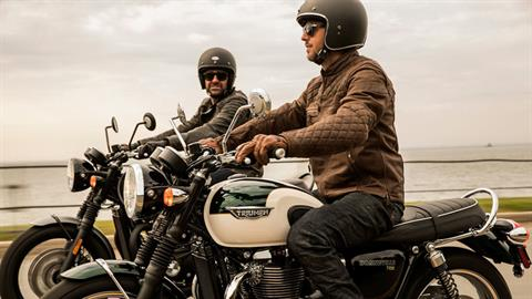 2020 Triumph Bonneville T120 in Colorado Springs, Colorado - Photo 6
