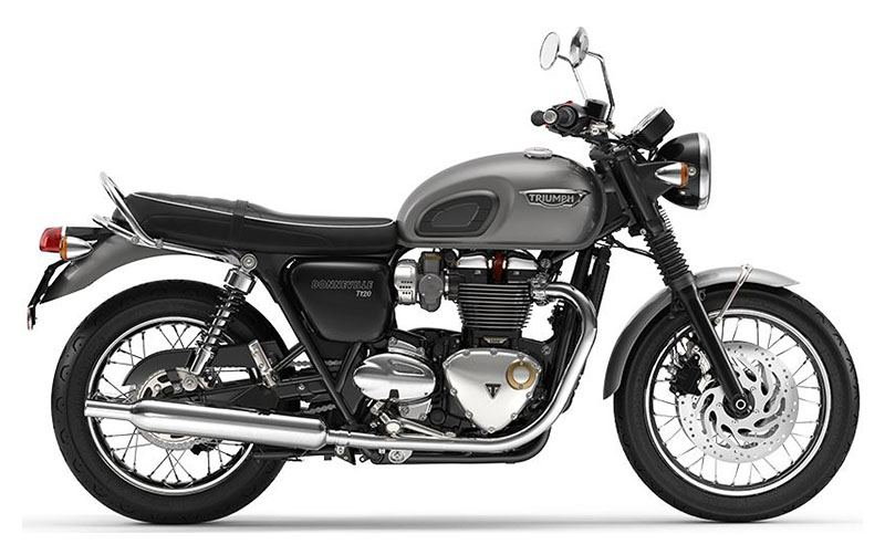 2020 Triumph Bonneville T120 in Shelby Township, Michigan - Photo 1
