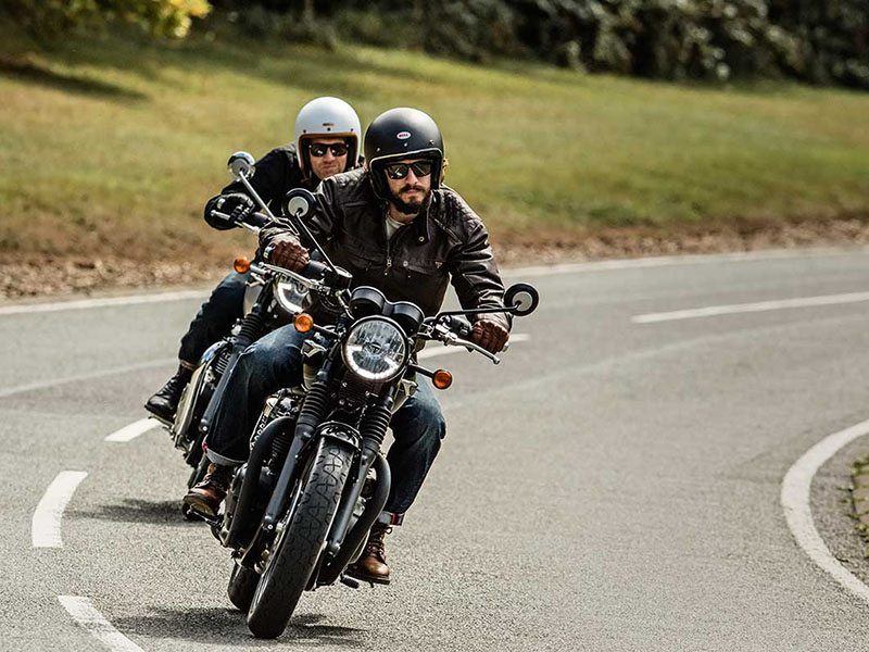2020 Triumph Bonneville T120 in Goshen, New York - Photo 4