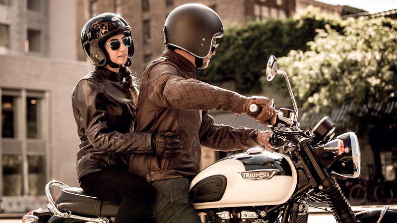 2020 Triumph Bonneville T120 in Goshen, New York