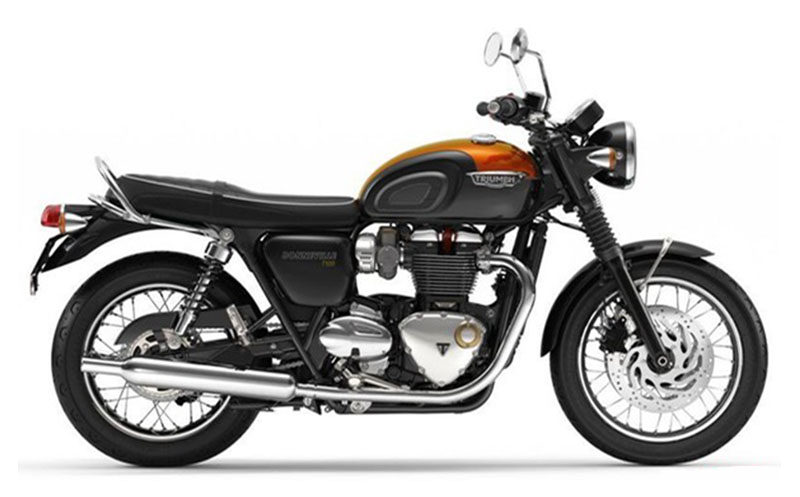 2020 Triumph Bonneville T120 in Port Clinton, Pennsylvania - Photo 1