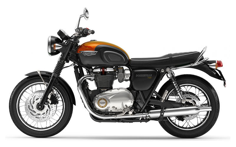 2020 Triumph Bonneville T120 in Port Clinton, Pennsylvania - Photo 2