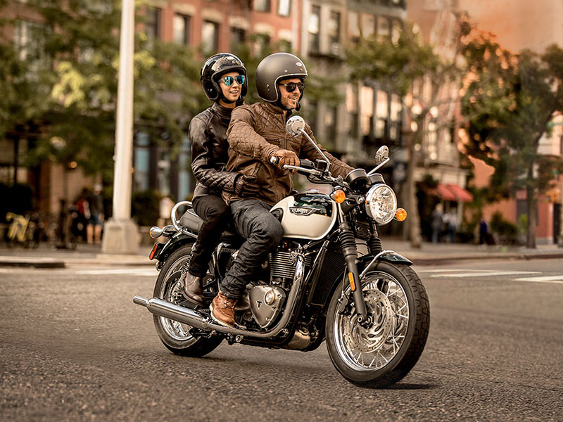 2020 Triumph Bonneville T120 in Goshen, New York - Photo 3