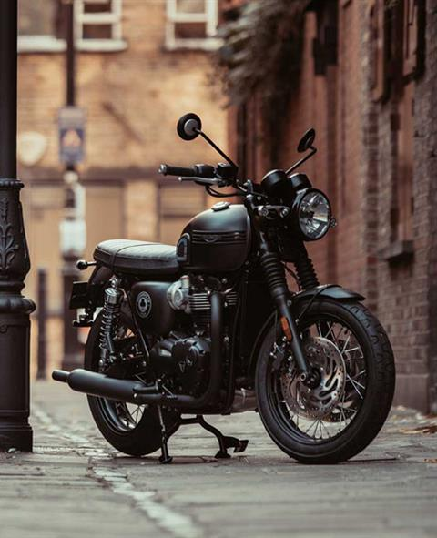 2020 Triumph Bonneville T120 ACE in Saint Charles, Illinois