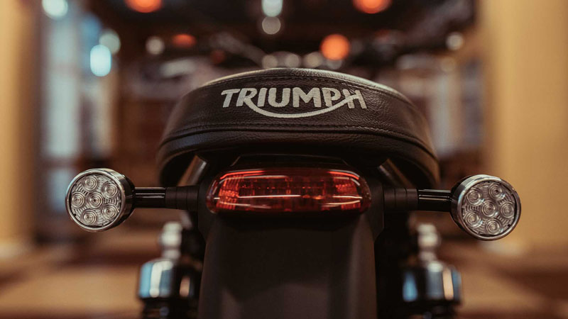 2020 Triumph Bonneville T120 ACE in Bakersfield, California