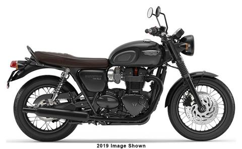 2020 Triumph Bonneville T120 Black in Belle Plaine, Minnesota