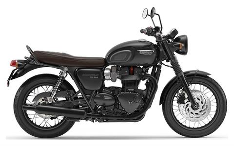 2020 Triumph Bonneville T120 Black in Mooresville, North Carolina - Photo 1