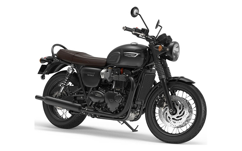 2020 Triumph Bonneville T120 Black in Mooresville, North Carolina - Photo 2