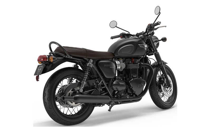 2020 Triumph Bonneville T120 Black in Belle Plaine, Minnesota - Photo 3