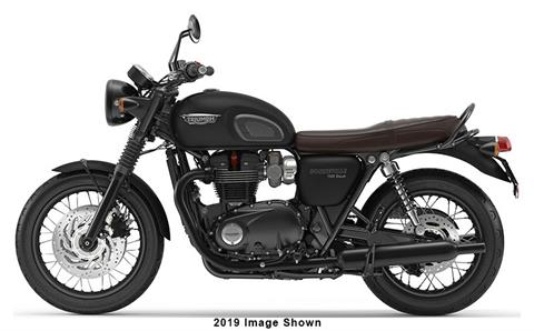 2020 Triumph Bonneville T120 Black in Shelby Township, Michigan - Photo 2
