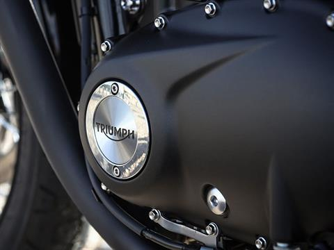 2020 Triumph Bonneville T120 Black in Columbus, Ohio - Photo 4