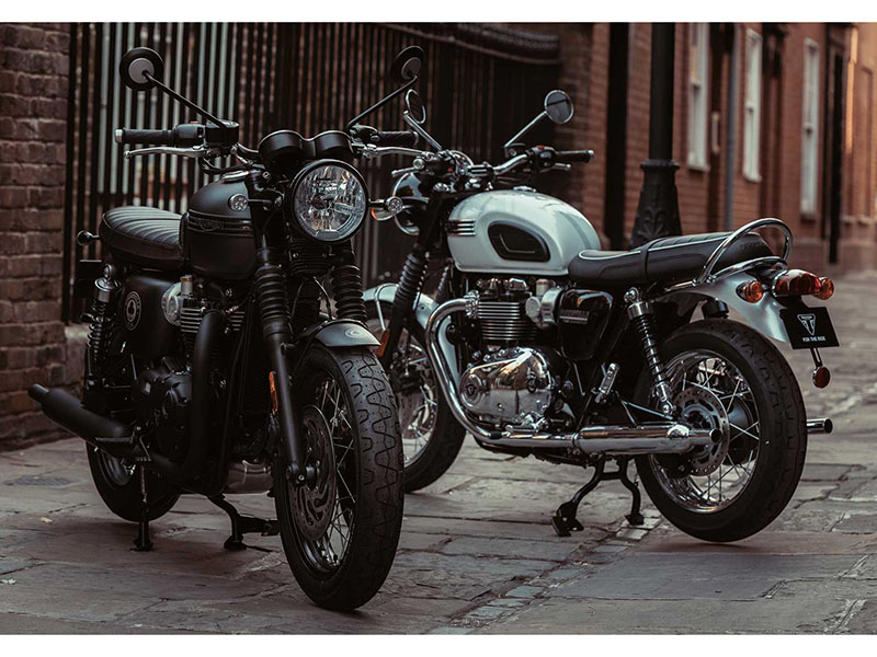 2020 Triumph Bonneville T120 Diamond Edition in Decatur, Alabama - Photo 3