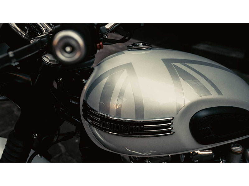 2020 Triumph Bonneville T120 Diamond Edition in Mooresville, North Carolina - Photo 5