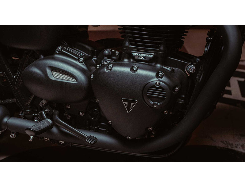 2020 Triumph Bonneville T120 Diamond Edition in Decatur, Alabama - Photo 7