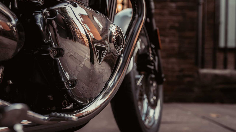 2020 Triumph Bonneville T120 Diamond Edition in Columbus, Ohio - Photo 4