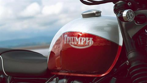 2020 Triumph Bud Ekins T100 in San Jose, California - Photo 5