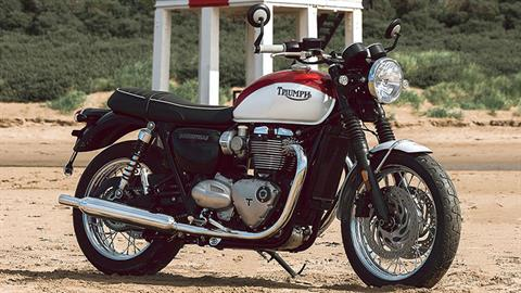 2020 Triumph Bud Ekins T120 in Shelby Township, Michigan