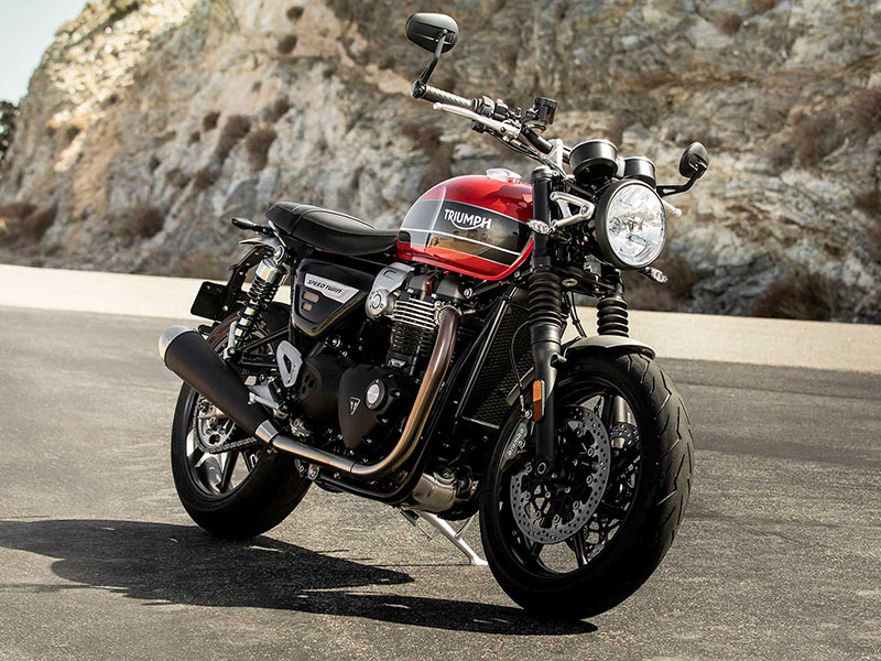 2020 Triumph Speed Twin in Saint Louis, Missouri - Photo 8