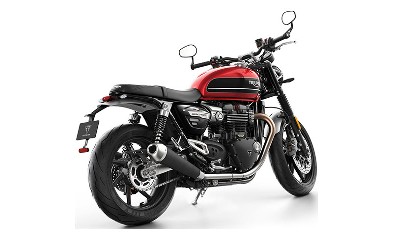2020 Triumph Speed Twin in San Jose, California - Photo 4