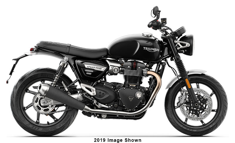 2020 Triumph Speed Twin 1200 in Belle Plaine, Minnesota