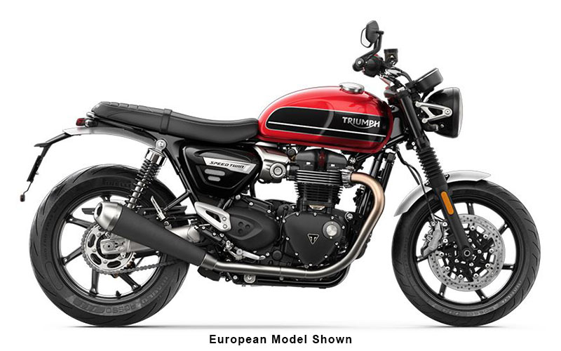 2020 Triumph Speed Twin 1200 in Columbus, Ohio