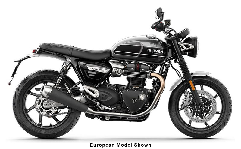 2020 Triumph Speed Twin 1200 in Indianapolis, Indiana